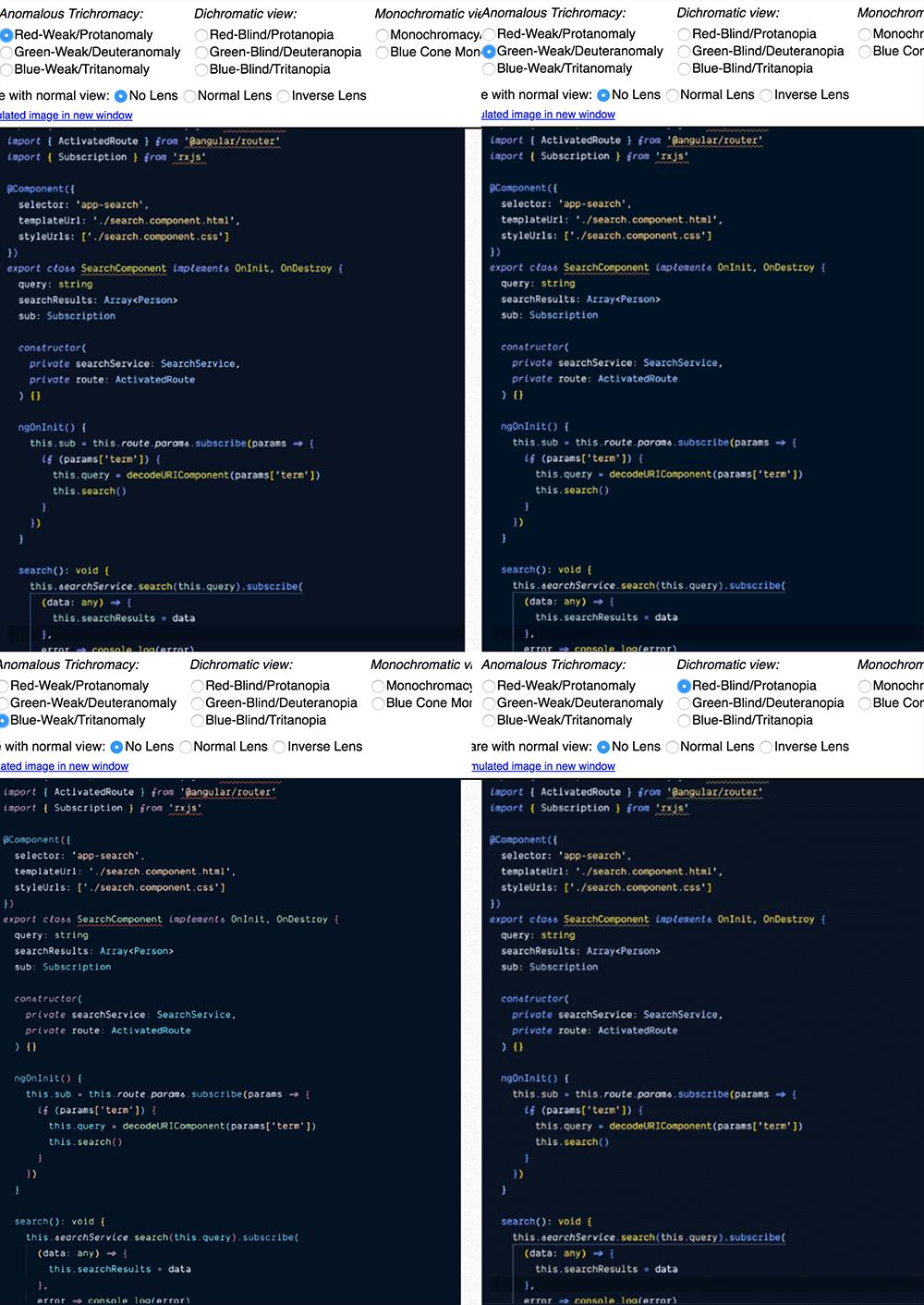 angular file testing