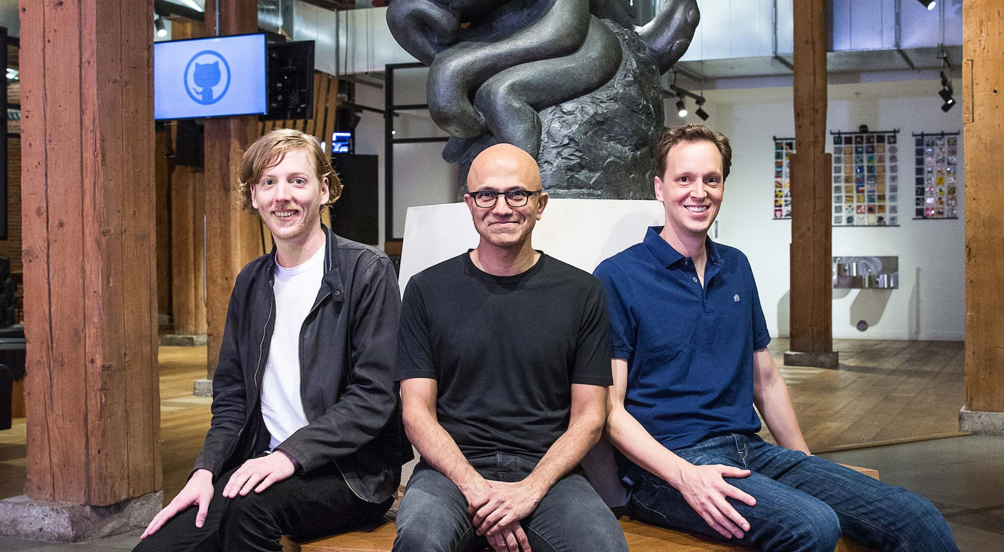 Microsoft to Buy GitHub; Controversy Scheduled for This Week