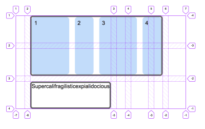 As with the first example, except the nested grid now does not align with the outer.