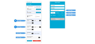 A date-picker, using HTML5 or JavaScript, instead of dropdowns, via Mobile DropDowns Revisited